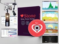 Biofeedback Stone: Głęboki Relaks i Skupienie na Zawołanie (Wersja Home)